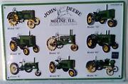 John Deere Vintage