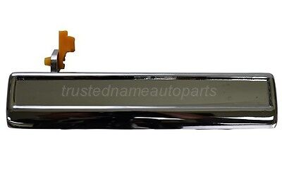 (fits Buick Chevy Oldsmobile Pontiac Outside Door Handle Chrome Front Right)