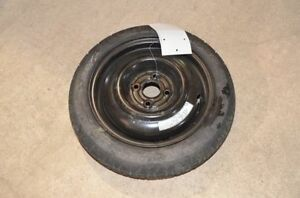 toyota tercel spare tire
