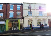 *B.C.H*-1st Floor Studio Flat-High St, Brierley Hill-Walking Distance To Merry Hill Shopping Center