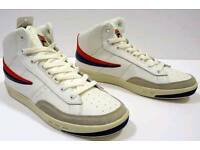 ** WANTED ** Vintage trainers and Shoes Wanted **