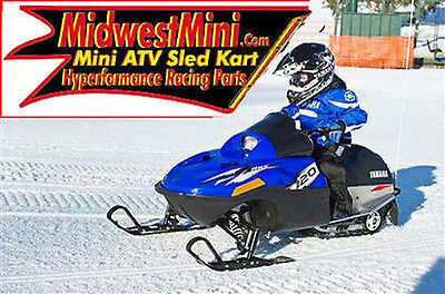 YAMAHA SRX120 Arctic Cat Z120 Speed Hop Up Gearing Kit 2010-2019 ON SALE NOW!!