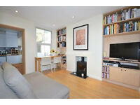 W3: Gorgeous one double bedroom flat with secluded patio