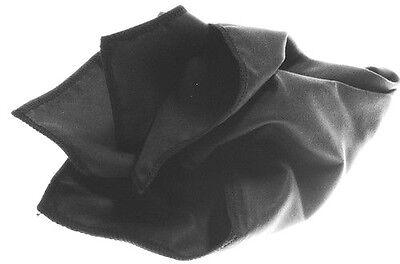 Black (12x12) Horosafe Watch Polishing Cleaning Ultrasoft Cloth for Aquanautic