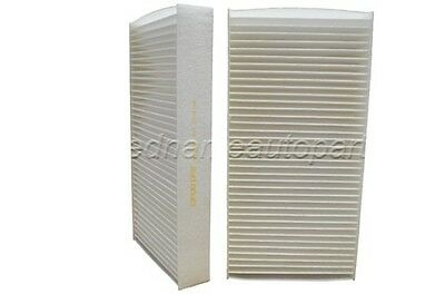 Set of 2 Filters Cabin Air Filter for Acura RSX Honda CRV Civic Element
