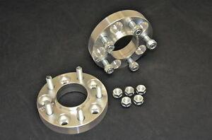 NIssan hub centric bolt on spacer 15 20 25 30 mm bolt on type