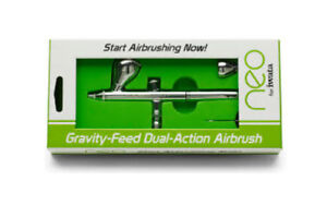 IWATA NEO CN gravity feed airbrush - 5 Year Warranty
