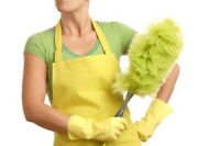 Part-time House Cleaners $17/hr