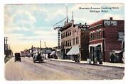 Vintage Montana Postcard