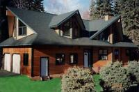 Log Home and Cabin Packages