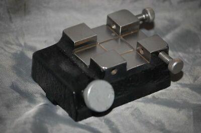 Jones Lamson Comparator Fixture Jl Pn Ac-2430 Table Vise Stage Attachments