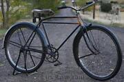 Wood Wheel Bicycle
