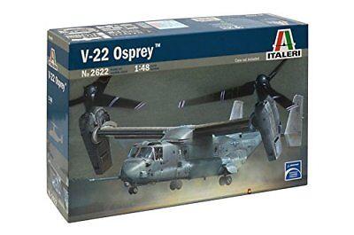 ITALERI No. 2622 - V-22 OSPREY - 1:48 SCALE for sale  East Greenbush