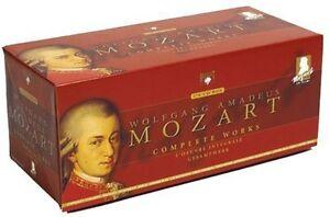 Mozart: Complete Works (170 CDs) Box set