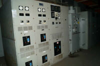 Electrical Distribution -- High Voltage Substations
