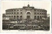 Bullfight Postcard