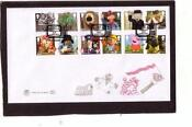 Paddington Bear Stamps