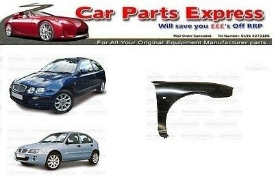 Mg Zr 3 Dr Hatch 2004 to 2006 LH Ft Wing