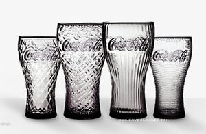 Linear Coca-Cola Glass from Walmart McDonald's
