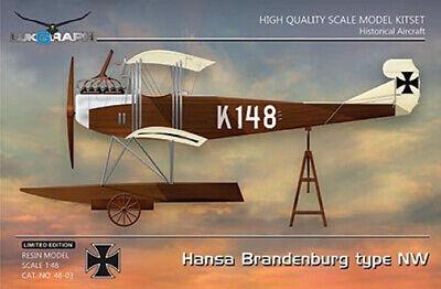 Choroszy Models 1//72 HANSA BRANDENBURG KDW Floatplane