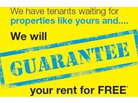 Landlords * GUARANTEED RENT * or Double Your Rental Income!