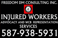 Injured worker advocacy and WCB representation services.