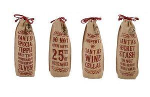 Jute-bottle-gift-bags-Hessian-drawstring-Christmas-bottle-bags-Vintage-style