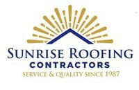 Roofing labourers  $25+ /hr and benefits available