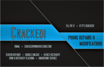 Cracked! Phone Repairs & Modifications