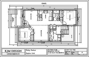 Residential Design and Drafting.