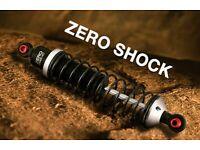 Gmade 20202 Zero Shock 104mm Silver