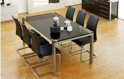 Dining Table Glass Dining Table Harvey Norman