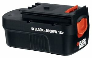 """NEW BLACK and DECKER 18V BATTERY PACK HPB18 -CA"""
