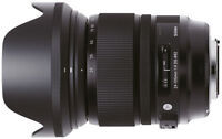 Sigma 24-105 F4 lens for sale