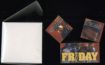 ICE CUBE promo PICTURE Photo CUBE of 12 album covers FRIDAY, NEXT FRIDAY + more