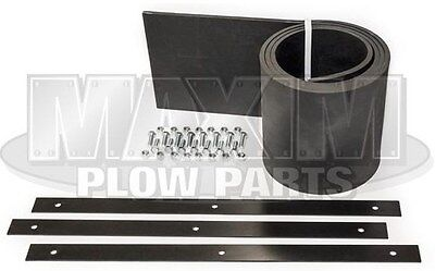 WESTERN SNOW PLOW DEFLECTOR KIT 6.5'-8' STRAIGHT BLADE REPLACES 62123 62530