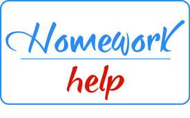 Let us do your homework!