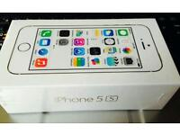 IPHONE 5S GOLD/SPACE GREY