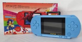 BRAND NEW PXP 3 PORTABLE GAME CONSOLE - 1000 sold!