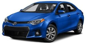 2015 Toyota Corolla S One Owner Lease Return! Serviced at Pre...