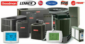 Heating & Cooling Experts - Free Estimates on HVAC Products