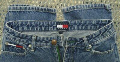 Vintage Tommy Hilfiger Denim Jeans Women's Size 7 Big Logo