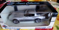 Voitures de collection 1/18 diecast Corvette Mustang Viper