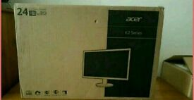 """Acer monitor 24"""""""