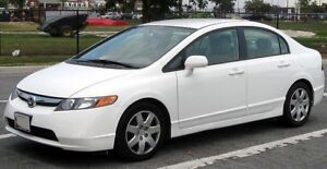 Im looking for honda or acura car