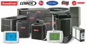 FURNACES AND AIR & MORE ON OVERSTOCK CLEARANCE