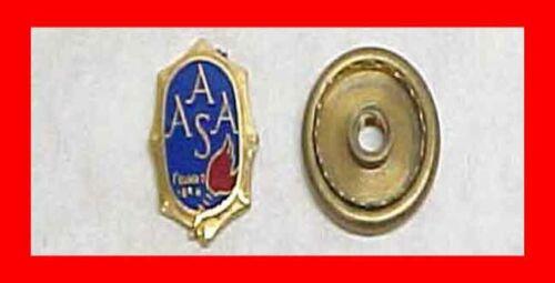 American Association School Administrators 10K Lapel Pin Teacher Educator AASA