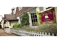 Sous Chef Needed For Independent Gastro: Immediate Start