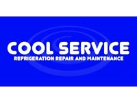 Refrigeration and Air Conditioning service, repair and maintenance