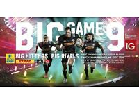 Big game 9 ticket - twickenham rugby